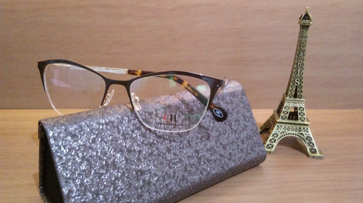 1c263d4fa88ef Óculos De Grau Carolina Herrera