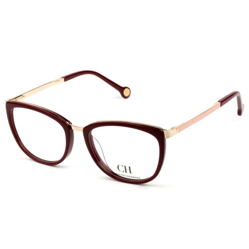426bbf053999a óculos de grau carolina herrera vhe092 300y 52 - nota fiscal. Carregando  zoom.