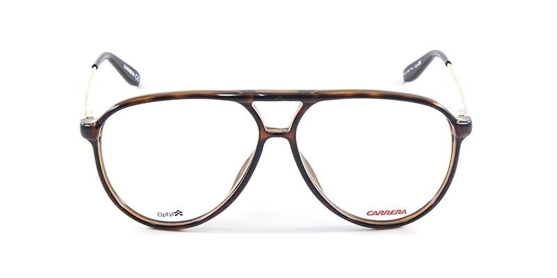 d30977fe9e74b Óculos De Grau Carrera Ca6621 Tartaruga Ouro - R  199,99 em Mercado ...