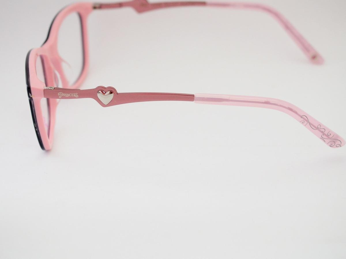 fcaea65c1 Óculos De Grau Disney Princesas Infantil Pr23289 - R$ 299,00 em ...