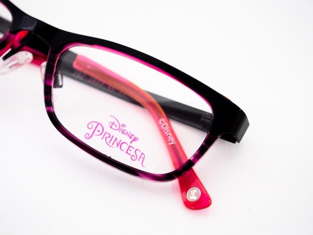 bca95a97d20fb Óculos De Grau Disney Princesas Infantil Pr23489 - R  299,00 em ...