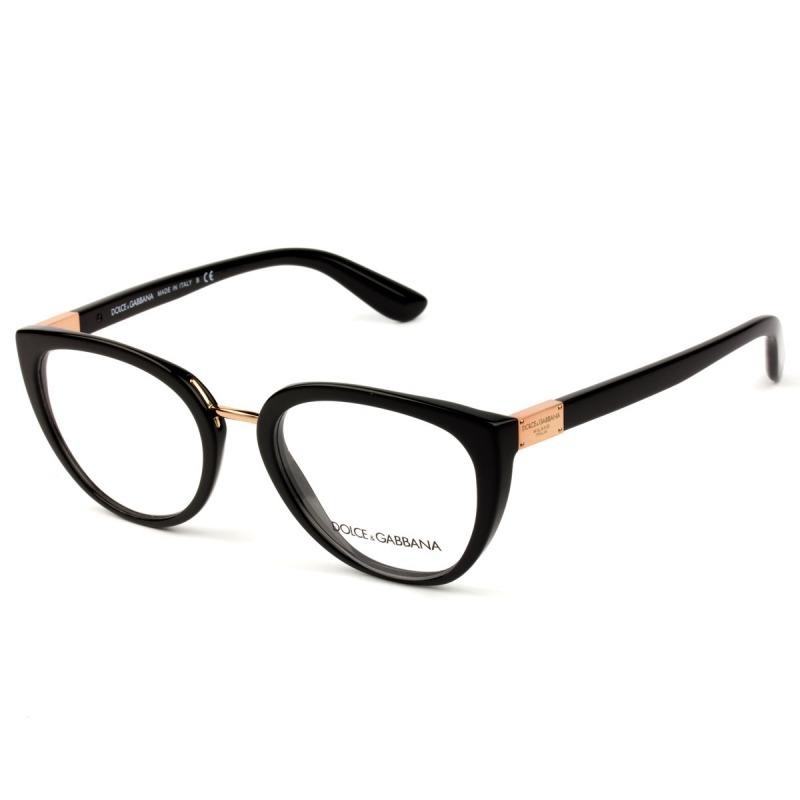 fe303a8875a36 óculos de grau dolce gabbana dg 3262 501 53 - nota fiscal. Carregando zoom.