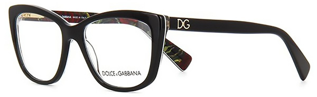 2cf1833125b23 óculos de grau dolce   gabbana dg3190 2940. Carregando zoom.