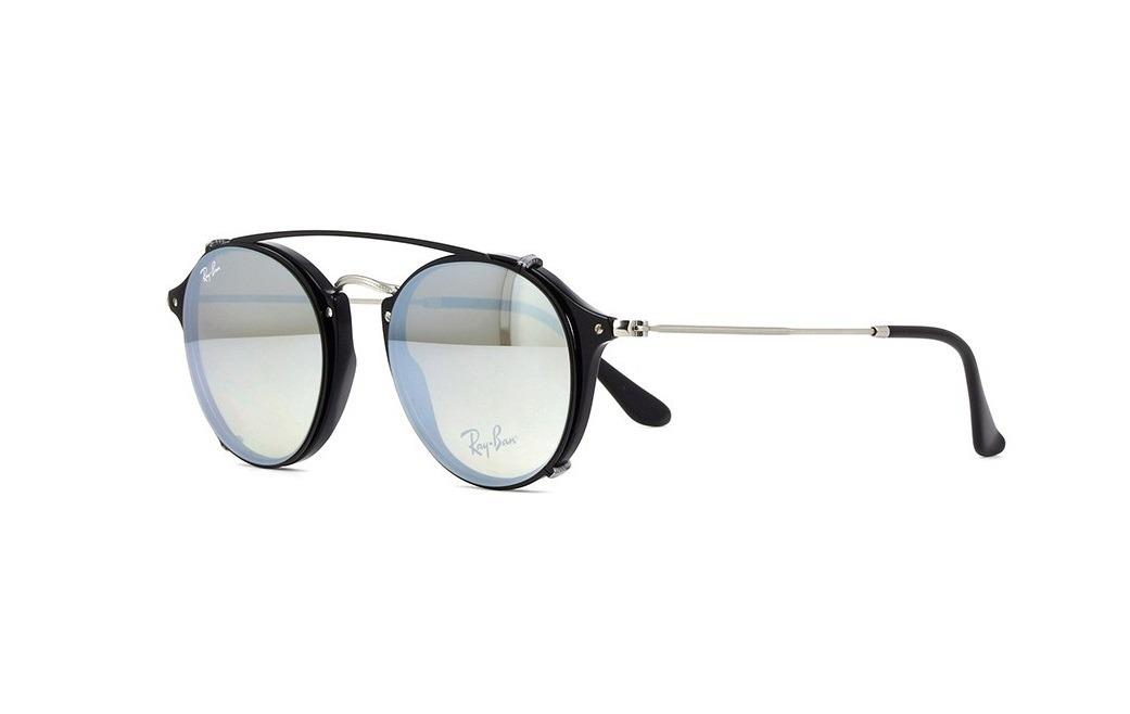 f78233049 óculos de grau e acessório clip on ray ban rb 2447 2509. Carregando zoom.