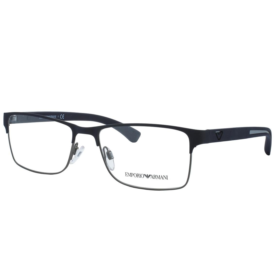 óculos de grau emporio armani masculino original ea1052 3155. Carregando  zoom. 8e0ba210fc