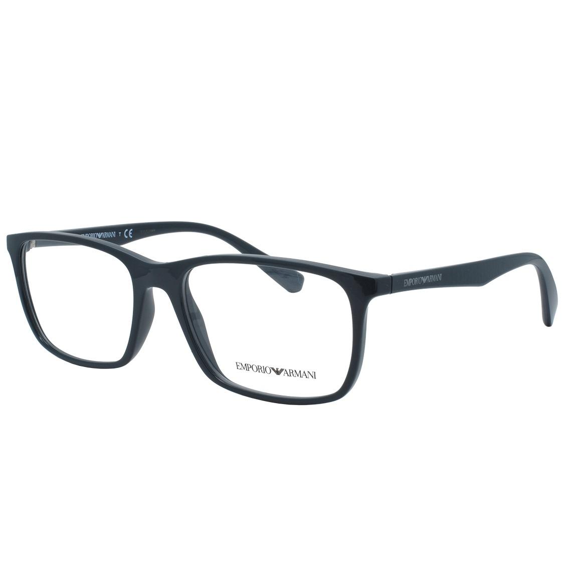 477eb7bd81218 óculos de grau emporio armani masculino original ea3116 5596. Carregando  zoom.
