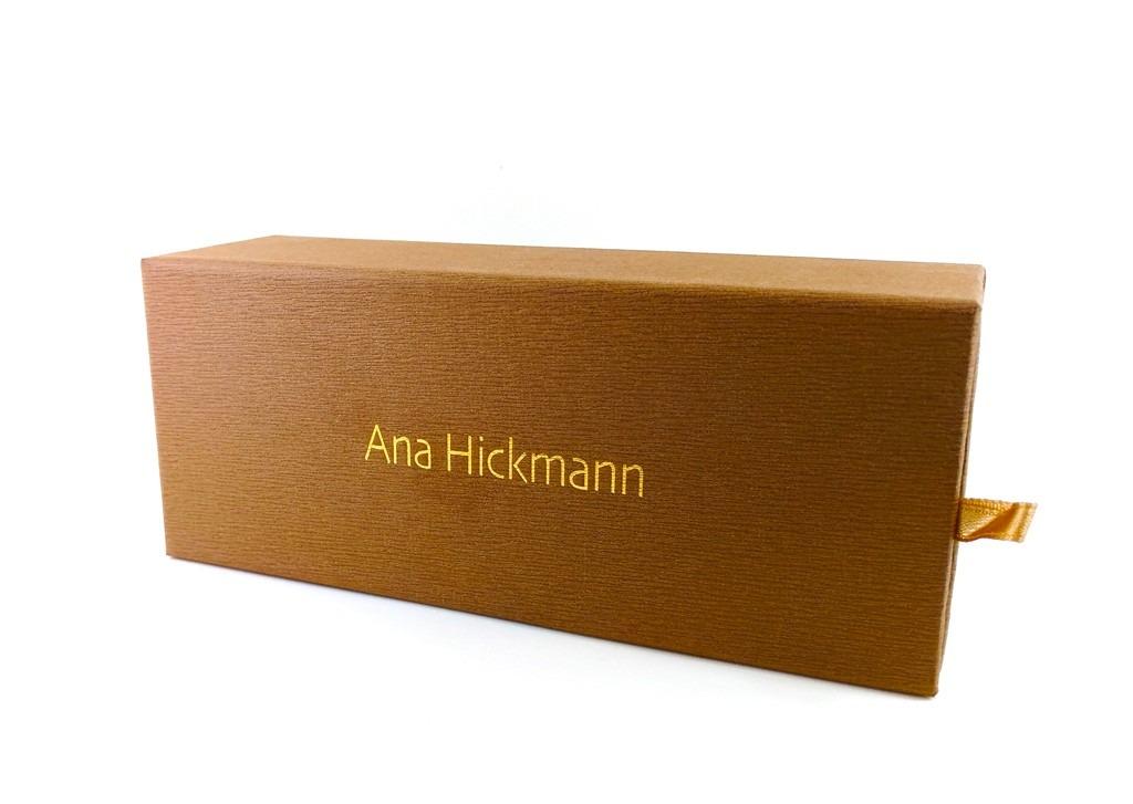Óculos De Grau Feminino Ana Hickmann Ah1326- Original - R  385,00 em ... 6b694e3261