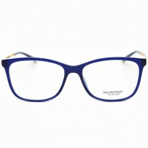 487fc4442cd Óculos De Grau Feminino Ana Hickmann Ah6264- Original