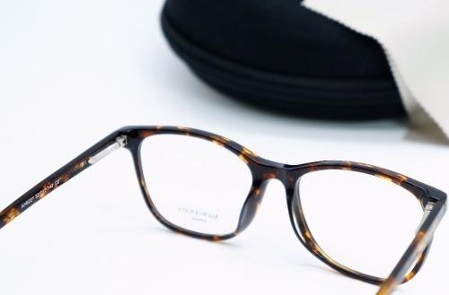 Oculos De Grau Feminino Ana Hickmann Oncinha Acetato Quadrad - R  90 ... 6544154e77