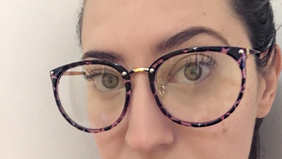 oculos de grau feminino armação em acetato geek vintage gato. Carregando  zoom. 5731624702