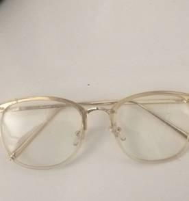 3558461fd2e9e Oculos De Grau Feminino Armação Em Acetato Geek Vintage Gato - R ...
