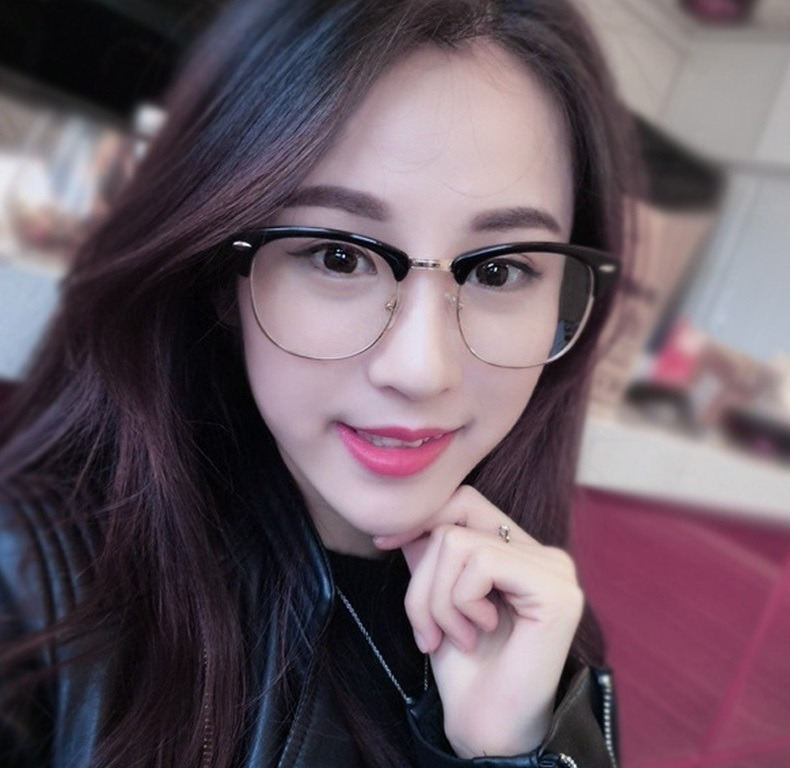 7110469cc Oculos De Grau Feminino Armação Em Acetato Geek Vintage Gato - R$ 29 ...