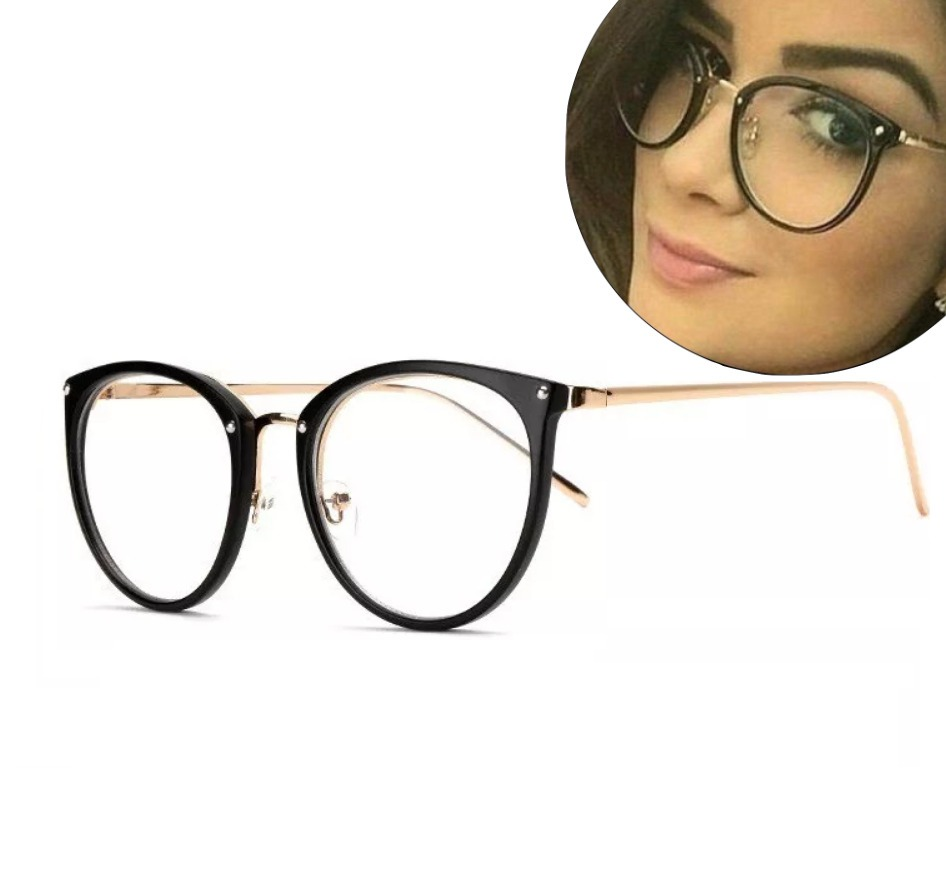 abb551ce03e62 oculos de grau feminino armação em acetato geek vintage gato. Carregando  zoom.