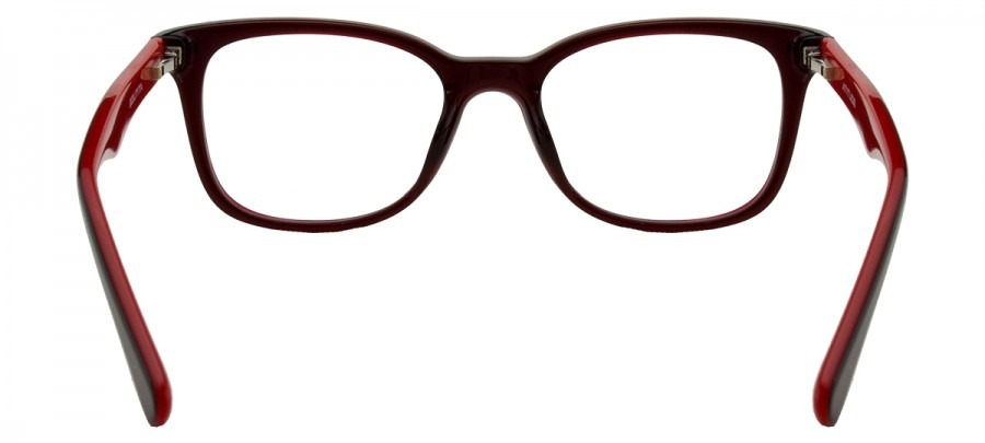 óculos de grau feminino - atitude at 4073 - vinho vermelho. Carregando zoom. d1feae3bcc