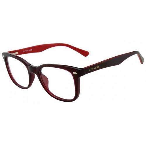 Óculos De Grau Feminino - Atitude At 4073 - Vinho vermelho - R  210,00 em  Mercado Livre 9a6db22011