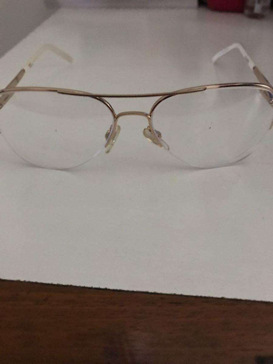 8f9b385cd7b8f Óculos De Grau Feminino Aviador Ana Hickmann - R  300,00 em Mercado ...