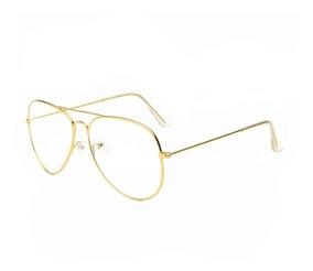 be825f873 Oculos Feminino De Grau Aviador Zara - Óculos no Mercado Livre Brasil