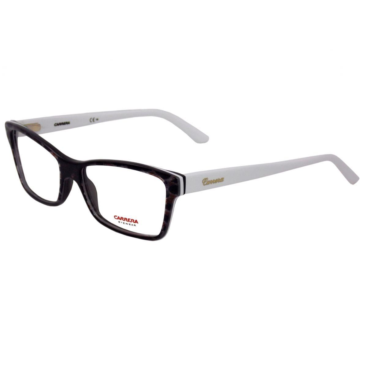 6a51f0944 óculos de grau feminino carrera original ca6188 8c6 tam.53. Carregando zoom.