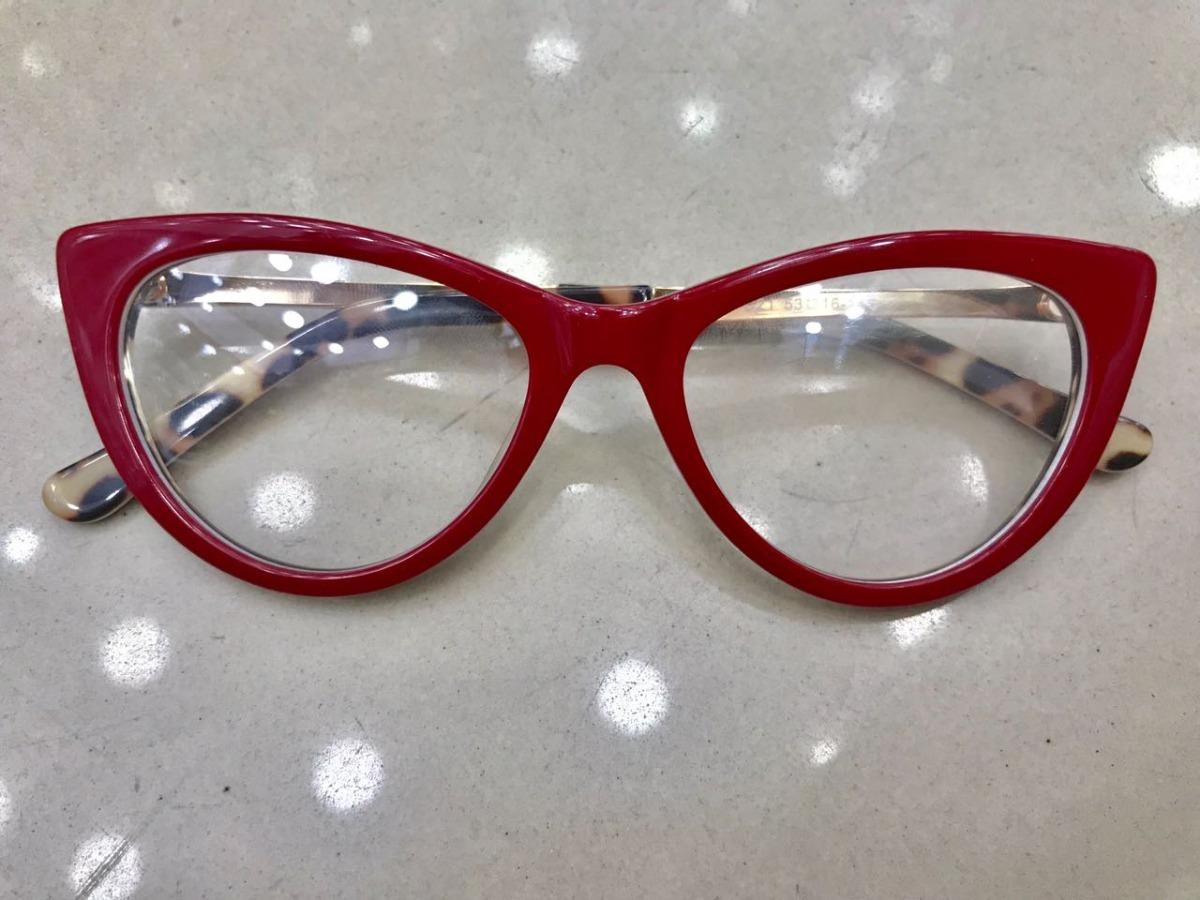 df1bb05dc44be óculos de grau feminino chanel - armação vermelho acetato. Carregando zoom.