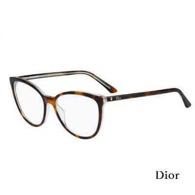ce754821d42 Óculos De Grau Feminino Dior Montaigne 25 - U61 - R  1.398