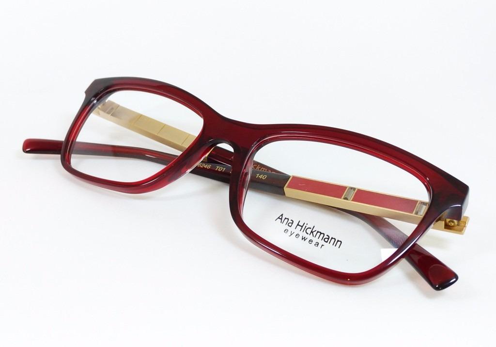 Óculos De Grau Feminino Hickmann Ah6246 - Original - R  400,00 em ... df624d7c5d