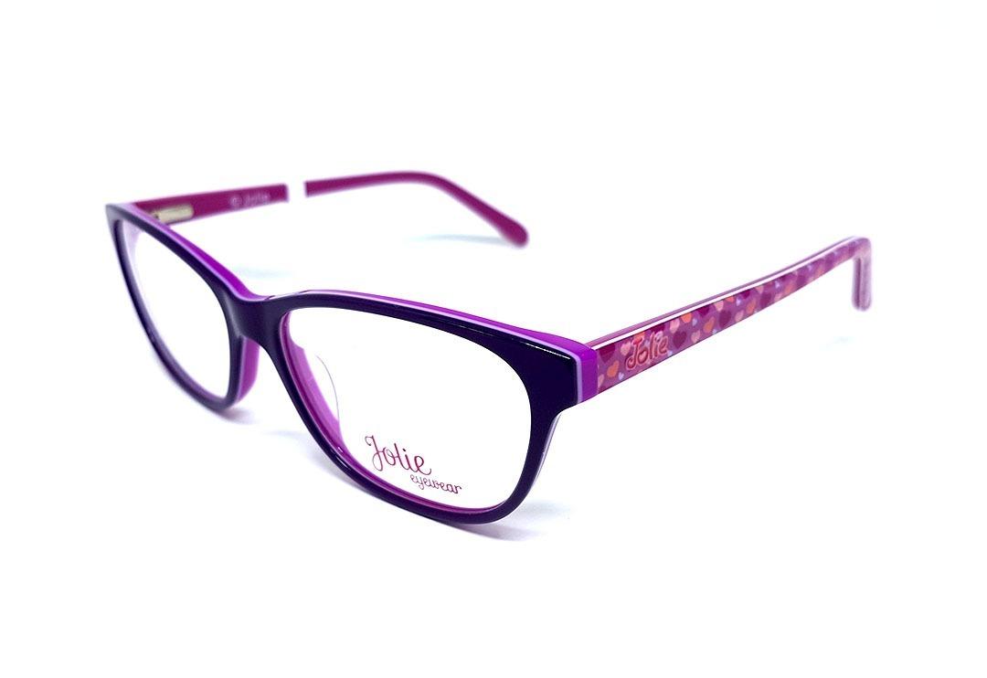89f8c649e2d56 Óculos De Grau Feminino Infantil Jolie 6031 C03 - R  249,00 em ...