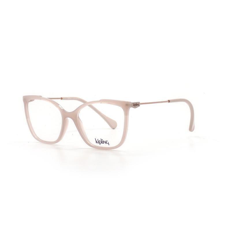 23c8c5f246fc1 óculos de grau feminino kipling 3112 t 52 c g120 nude. Carregando zoom.