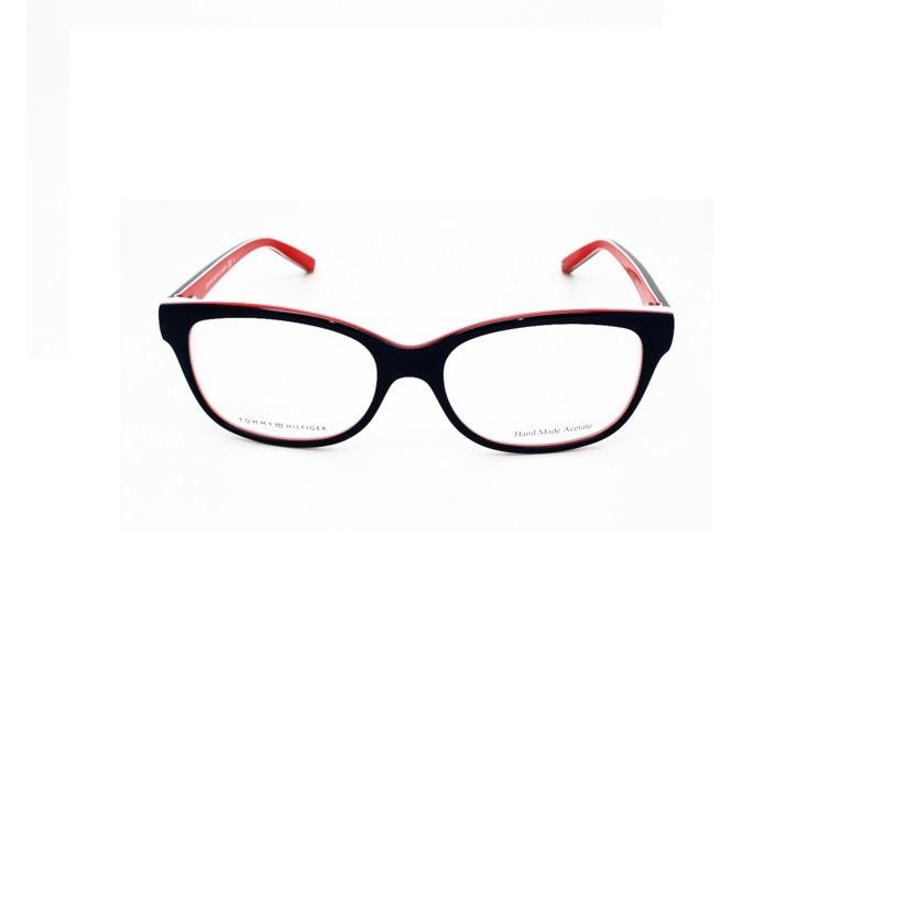 óculos de grau feminino tommy hilfiger th 1017 unn 5,2 cm. Carregando zoom. 27b59866bf