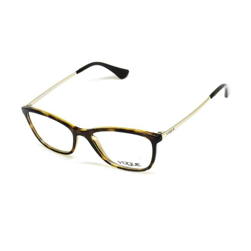 Óculos De Grau Feminino Vogue 5219-l T 51 C Tartaruga - R  400,00 em ... a8c25fc155