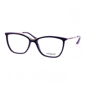 43dbc3028 Oculos De Grau Feminino Vogue Quadrado - Óculos no Mercado Livre Brasil