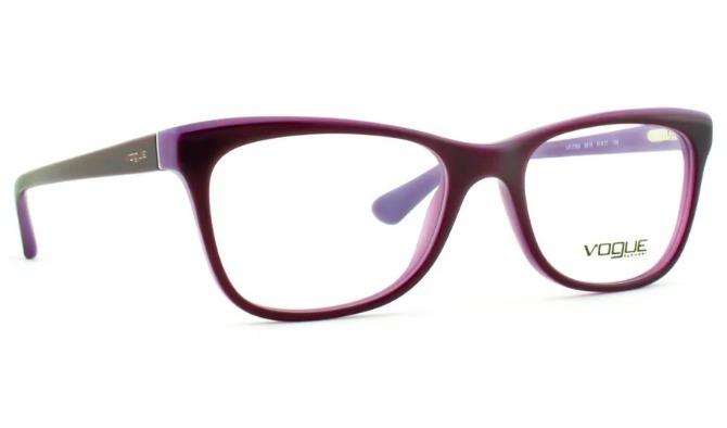 e4685bc28 Óculos De Grau Feminino Vogue Vo2763 2015= 34 - R$ 290,00 em Mercado ...