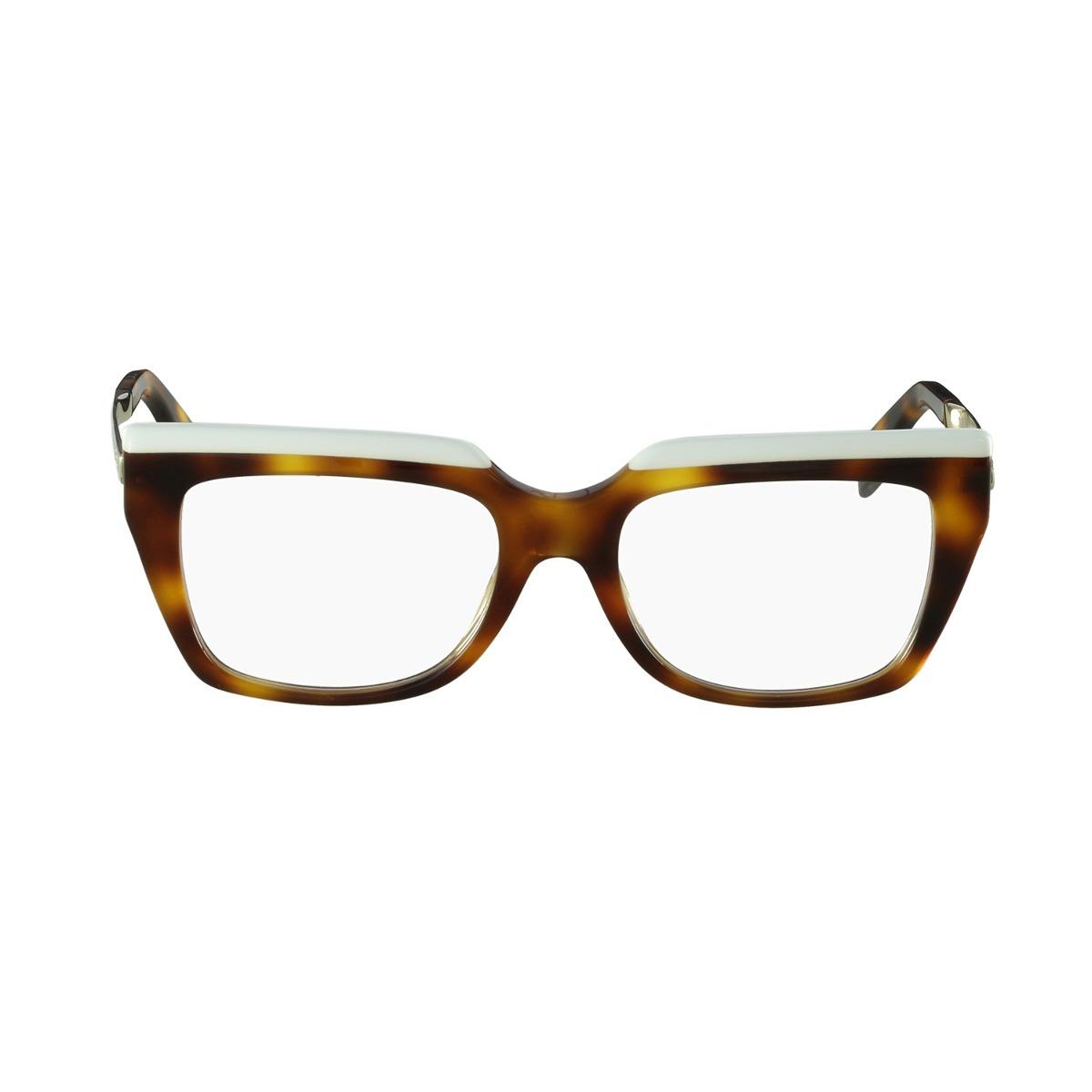 ca2a5fdde87ac Óculos De Grau Fendi Casual Marrom 29443001 - R  1.399,00 em Mercado ...