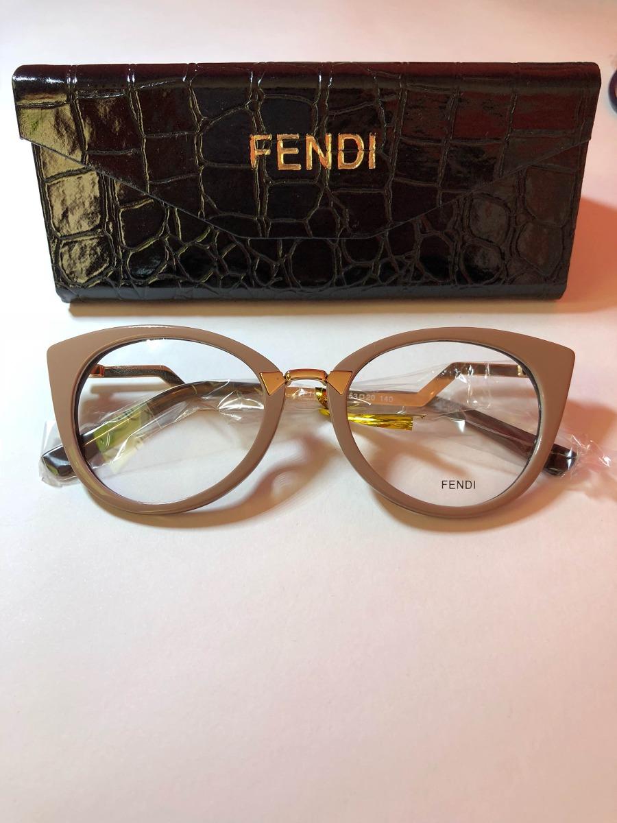 3cd128b5c7902 óculos de grau fendi gatinho feminino acetato. Carregando zoom.