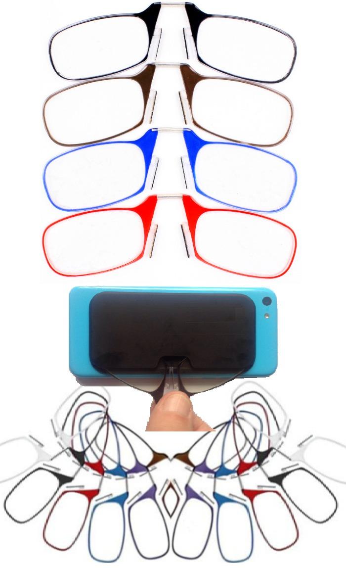 8e15e0e6f óculos de grau flexível sem armação - frete grátis. Carregando zoom.