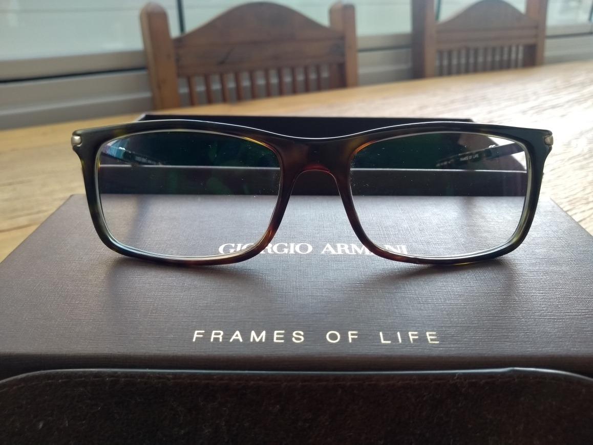 be498acd4 Óculos De Grau Giorgio Armani Ar7005 5026 54d17 140 Original - R ...
