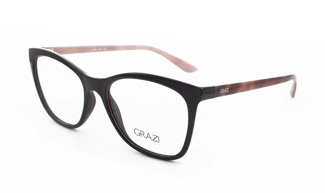 Óculos De Grau Grazi Massafera Gz 3025 E394 - Original - R  209,00 ... ec2e11977d