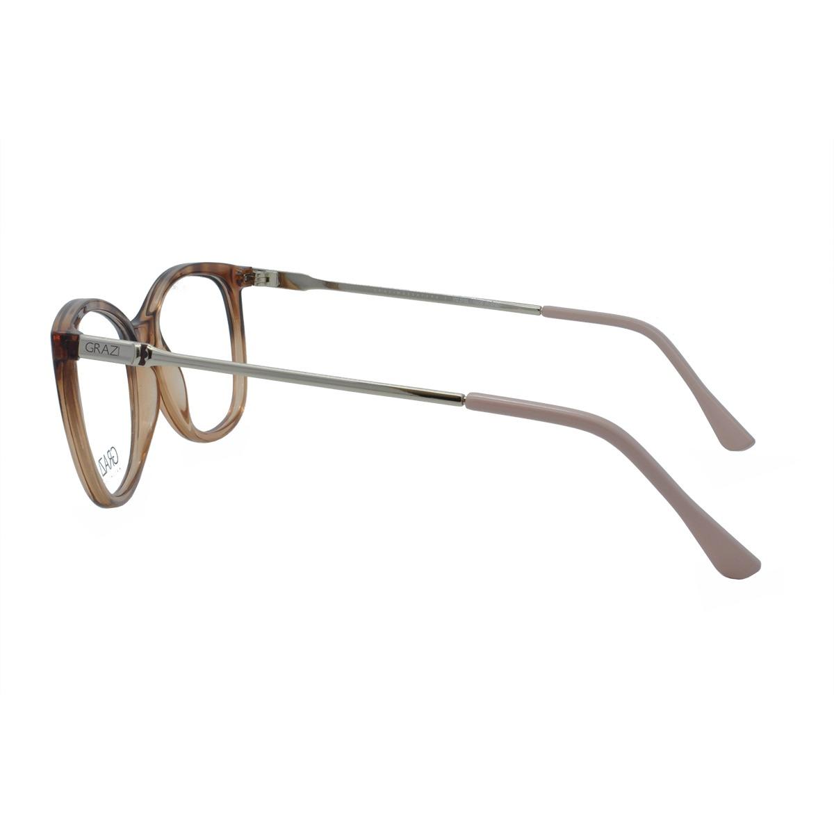 942b7c750ebb4 Óculos De Grau Grazi Massafera Original Gz3033 - R  250,00 em ...