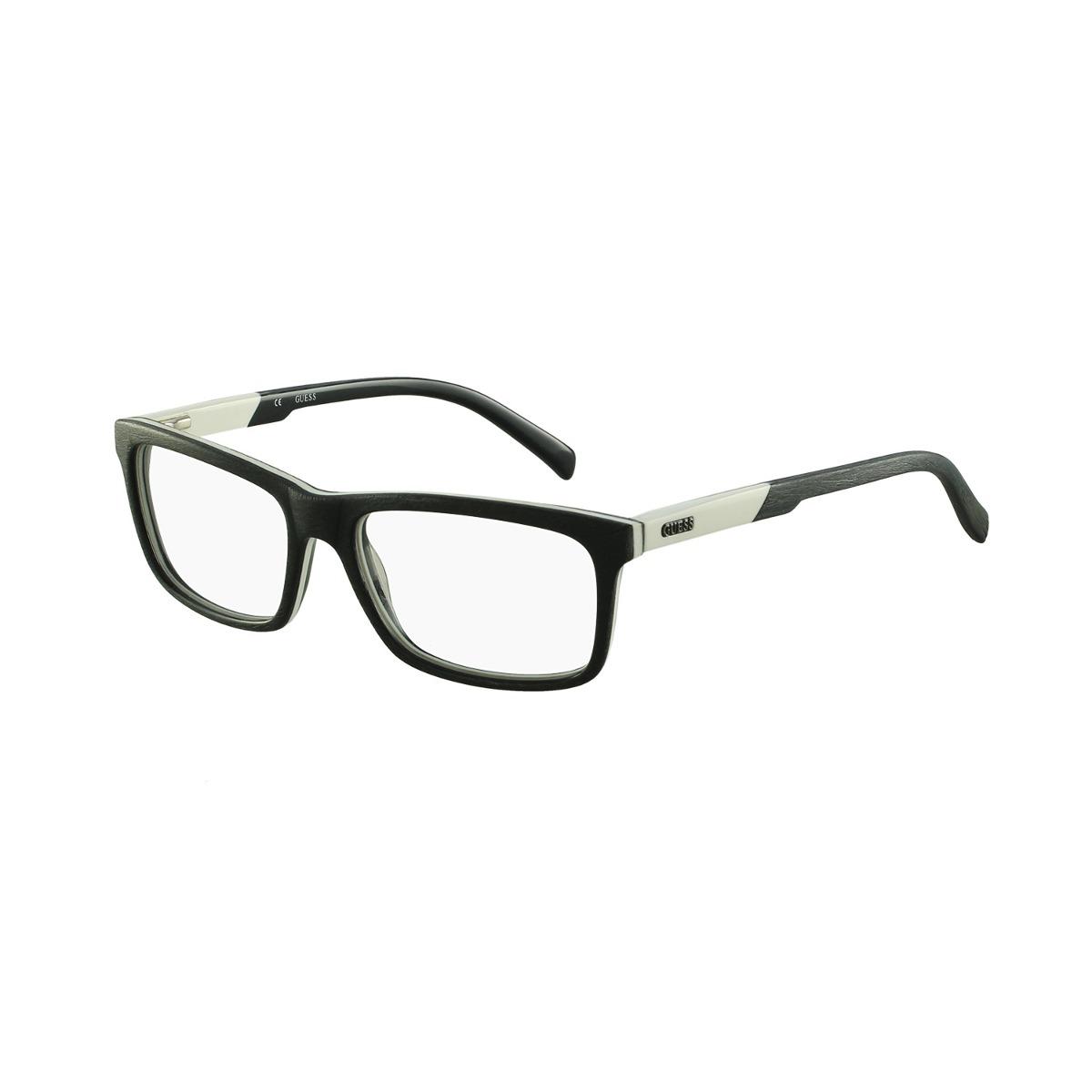 Óculos De Grau Guess Casual Preto - R  370,00 em Mercado Livre d17e41b217