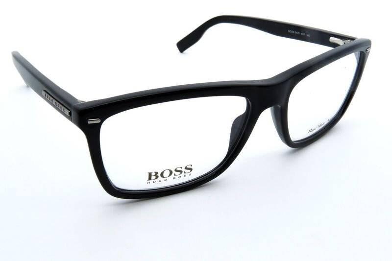 Óculos De Grau Hugo Boss Masculino Boss0479 Preto - R  625,00 em ... 7b93e14aa8