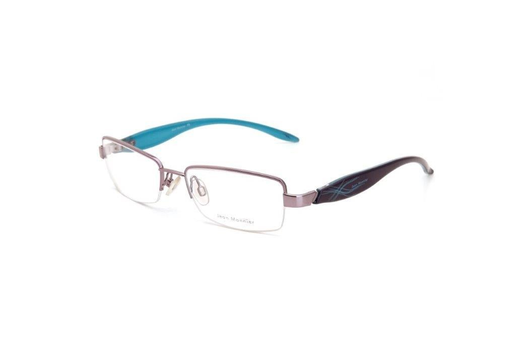 756d6029704d6 Óculos De Grau Jean Monnier Feminino Metal Prata - R  132,00 em ...