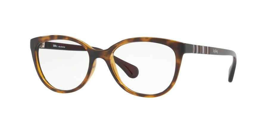 af48ba130d8c0 óculos de grau kipling kp3083 e902 tartaruga lente tam 51. Carregando zoom.