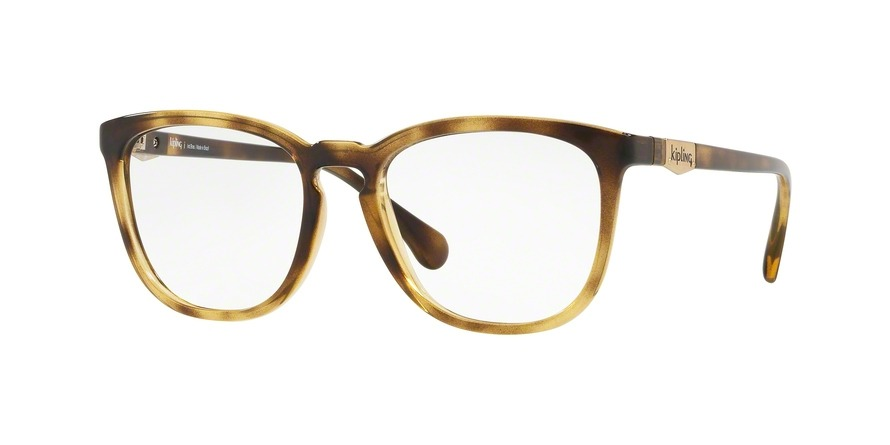 94a8521880164 Carregando zoom... óculos de grau kipling kp3090 f624 tartaruga lente tam 51