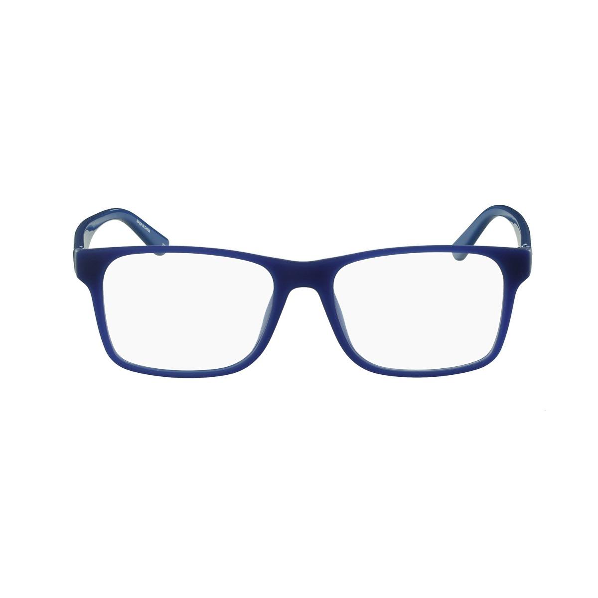 2af1332cc341c Óculos De Grau Lacoste Casual Azul - R  485