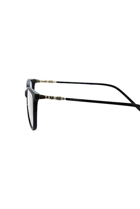 Óculos De Grau Ma Chérie Siena Gatinho Quadrado Preto - R  148,90 em ... 9402c8c477