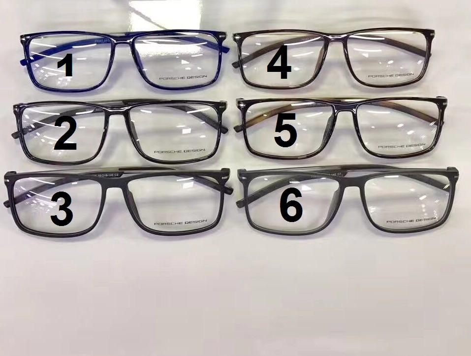 8e6601837 oculos de grau masculino armação quadrado porshe grife. Carregando zoom.