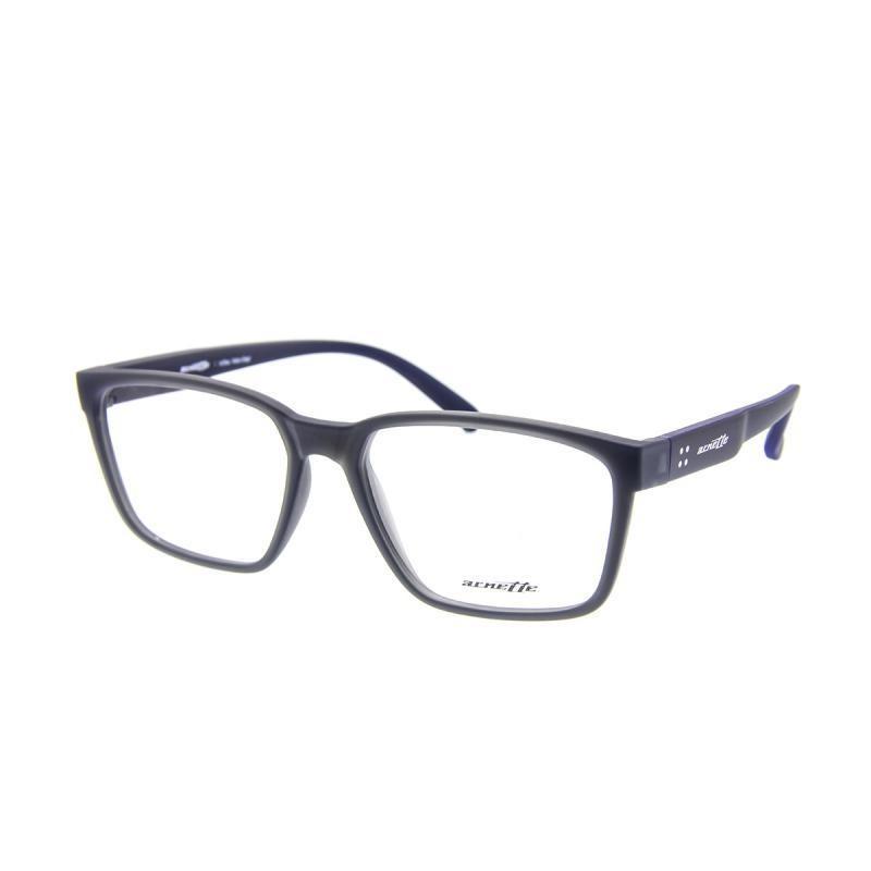 68ce4e09f oculos de grau masculino arnette poliuretano quadrado preto. Carregando  zoom.