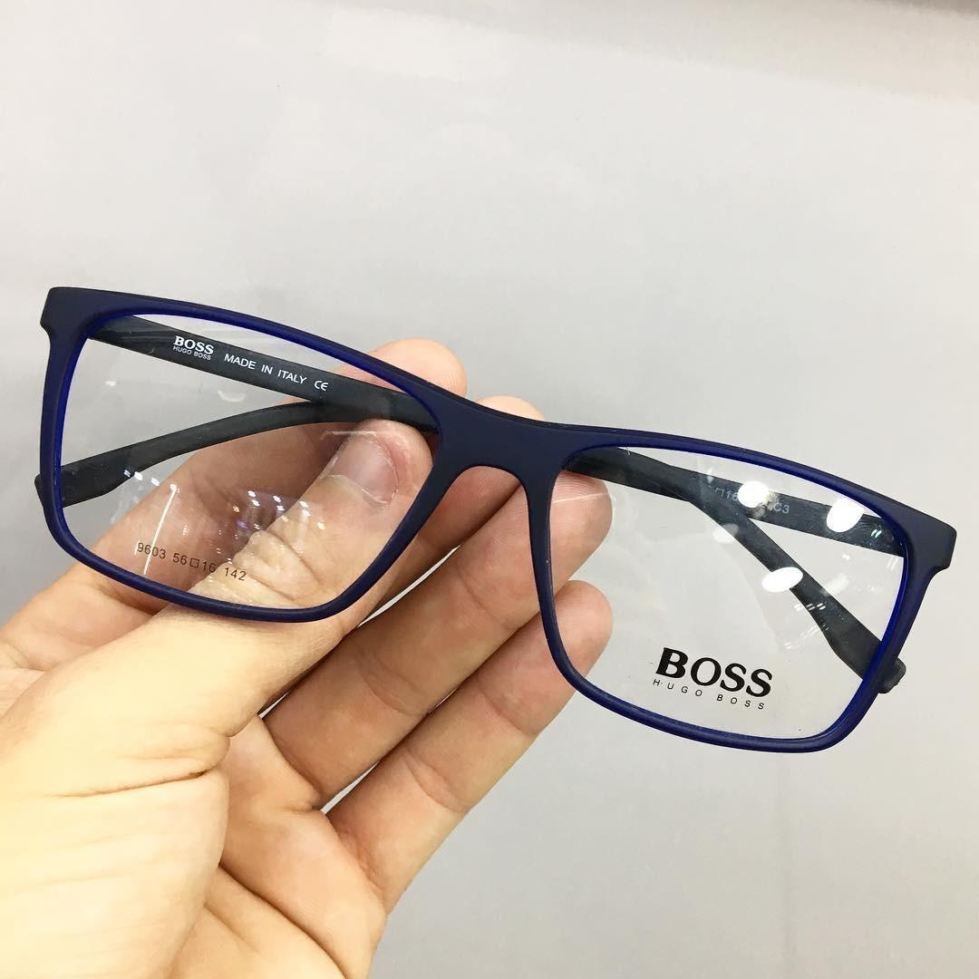 1d4994335 oculos de grau masculino boss marca de grife luxo 56mm. Carregando zoom.