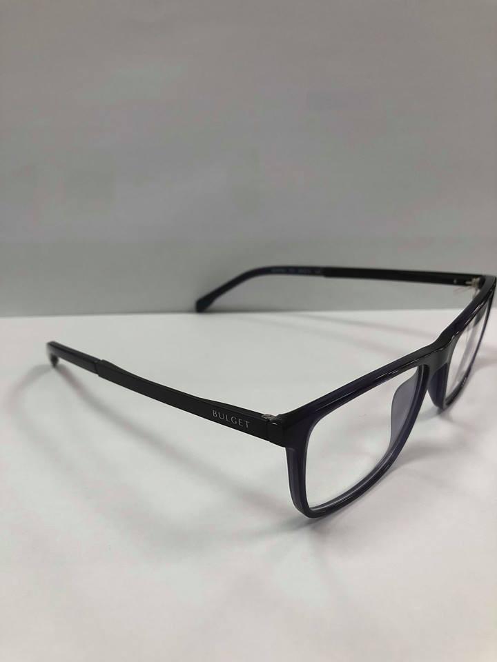 a6e8474d9b493 óculos de grau masculino bulget bg4099 t01  59. Carregando zoom.