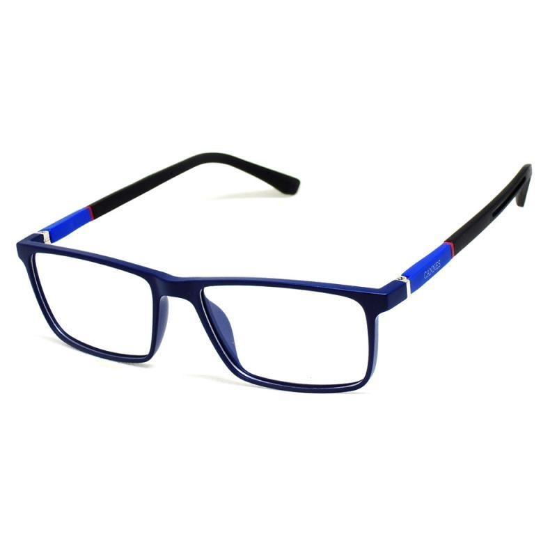Óculos De Grau Masculino Cannes 105 T 53 C Azul - R  161,00 em ... 69923b4c5a
