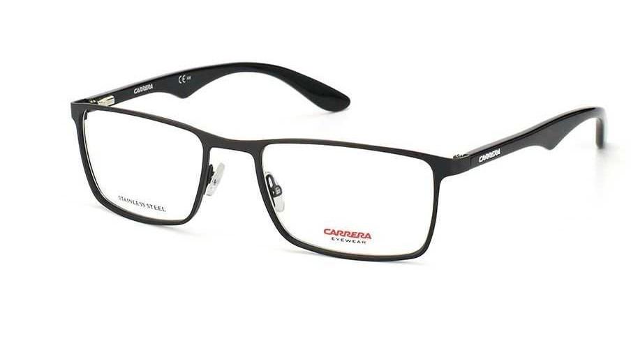 c59a9e6c2 óculos de grau masculino carrera ca6614 10g preto - original. Carregando  zoom.